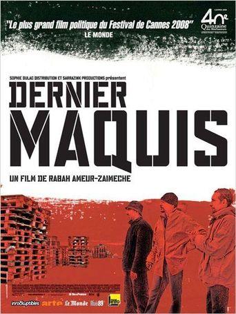 Last Maquis Poster