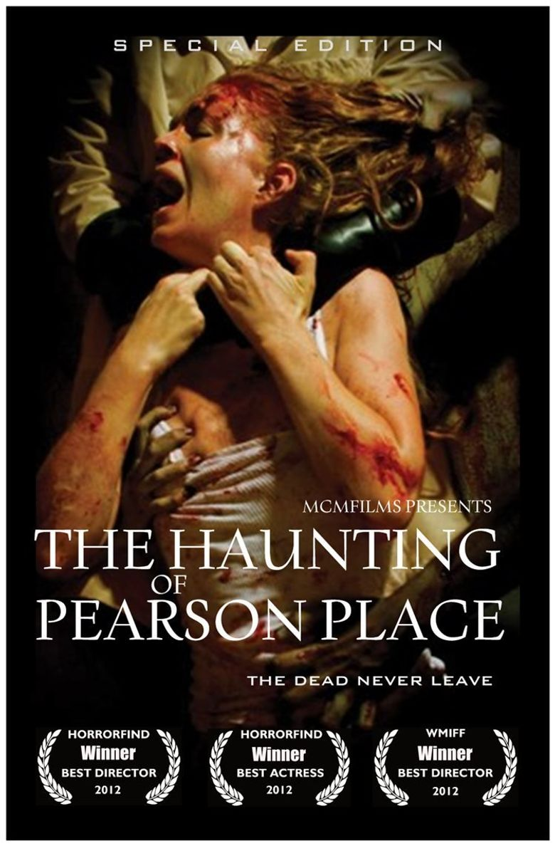 The Haunting of Pearson Place Poster