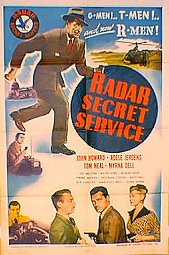 Radar Secret Service Poster