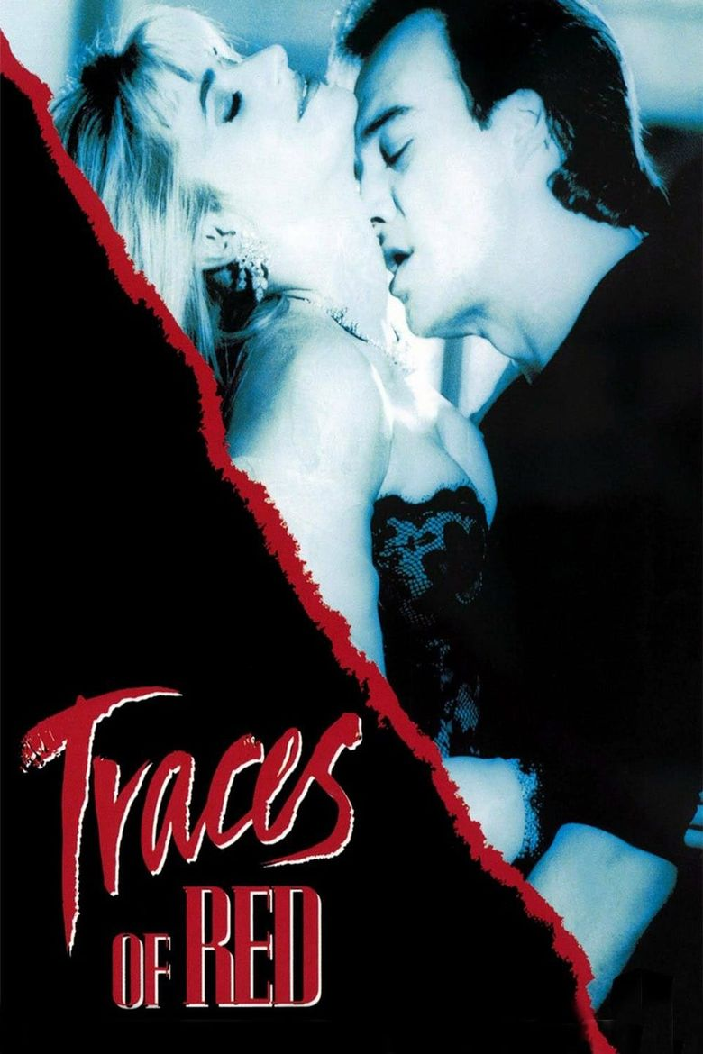 Traces of Red Poster