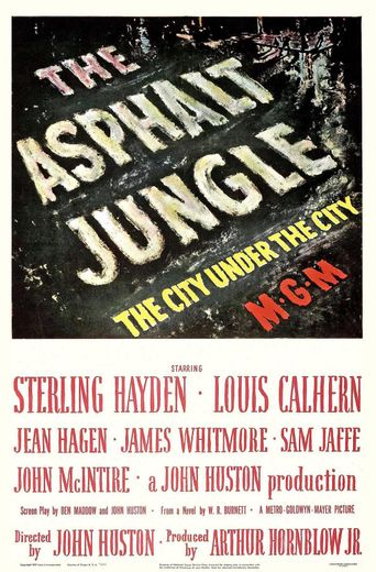 Watch The Asphalt Jungle