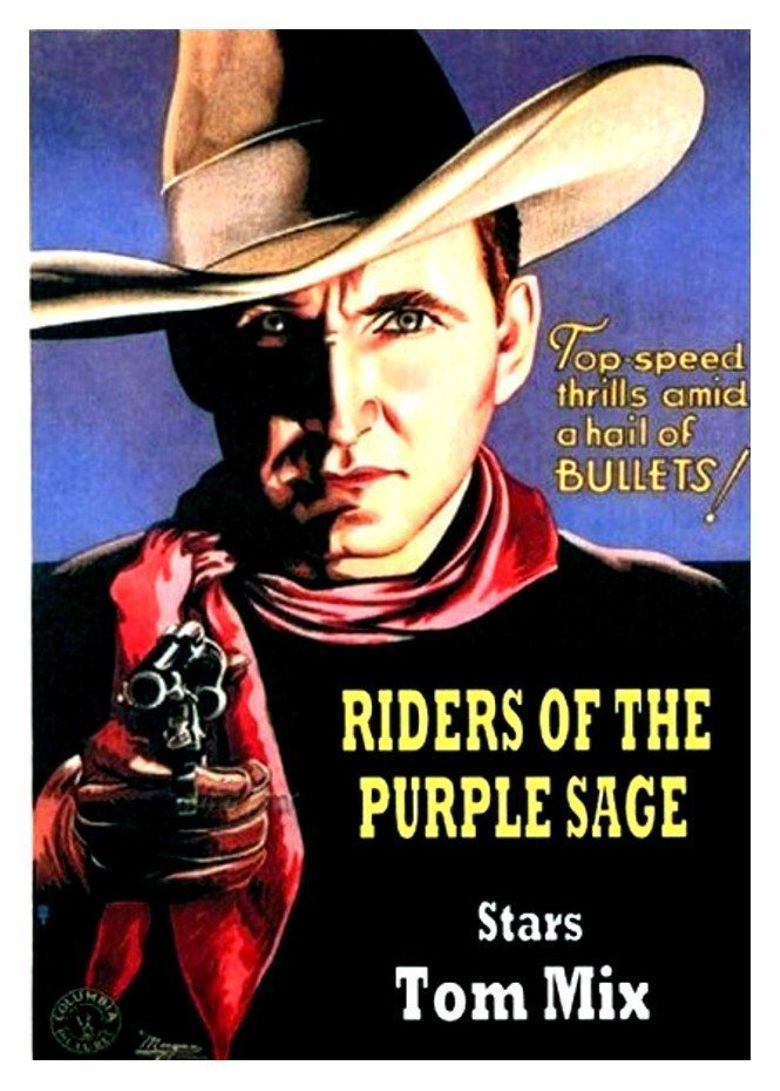 Riders of the Purple Sage Poster