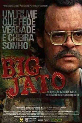 Big Jet Poster