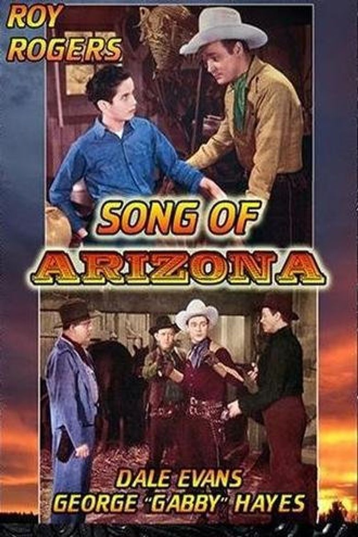 Song of Arizona Poster