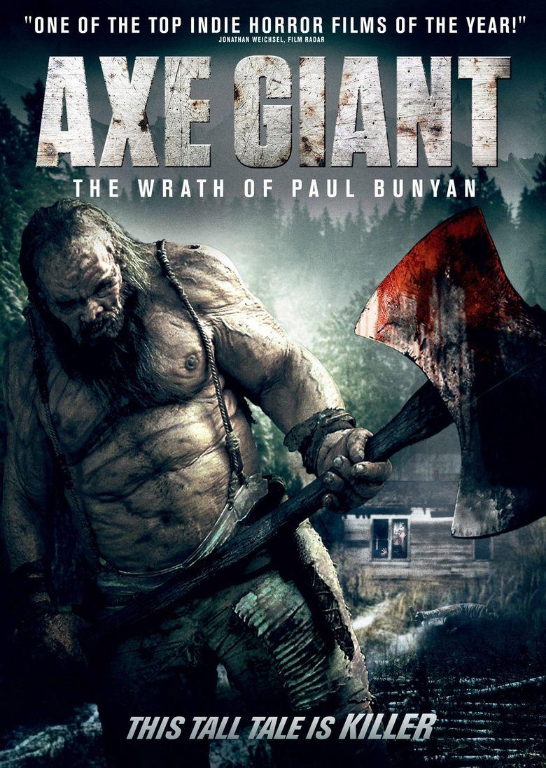 Axe Giant - The Wrath of Paul Bunyan Poster
