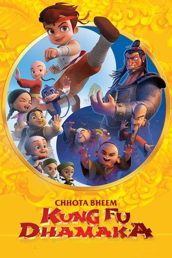 Chhota Bheem Kung Fu Dhamaka Poster