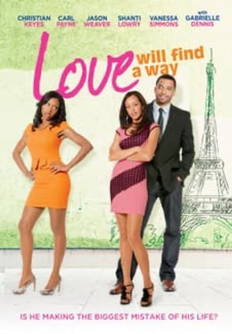 Love Will Find a Way Poster