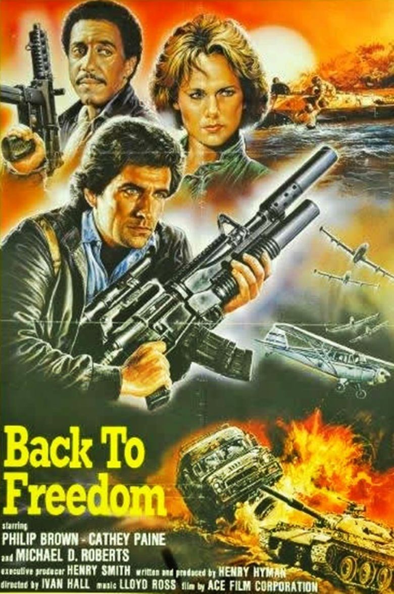 Back to Freedom Poster