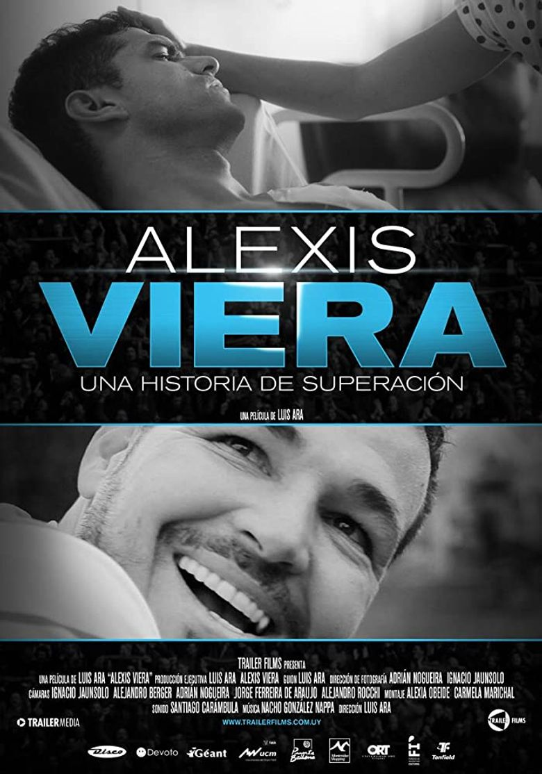 Alexis Viera: A Story of Surviving Poster