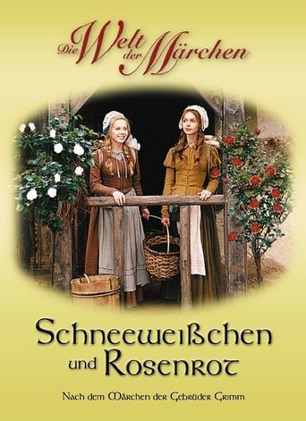 Snow-White and Rose-Red Poster