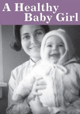 A Healthy Baby Girl Poster