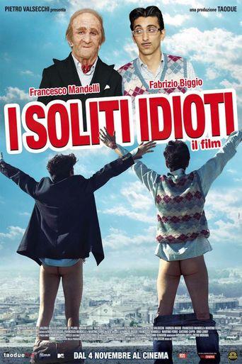 I soliti idioti Poster