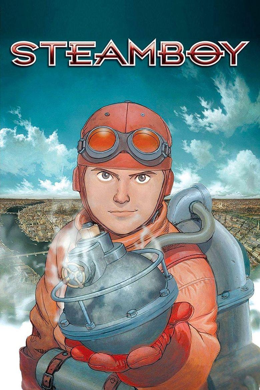 Steamboy Poster