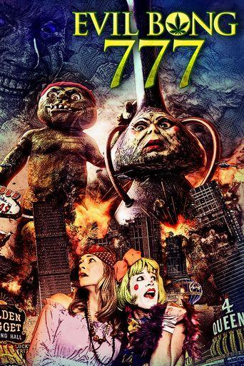 Evil Bong 777 Poster