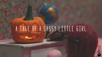 A Tale of a Sassy Little Girl Poster