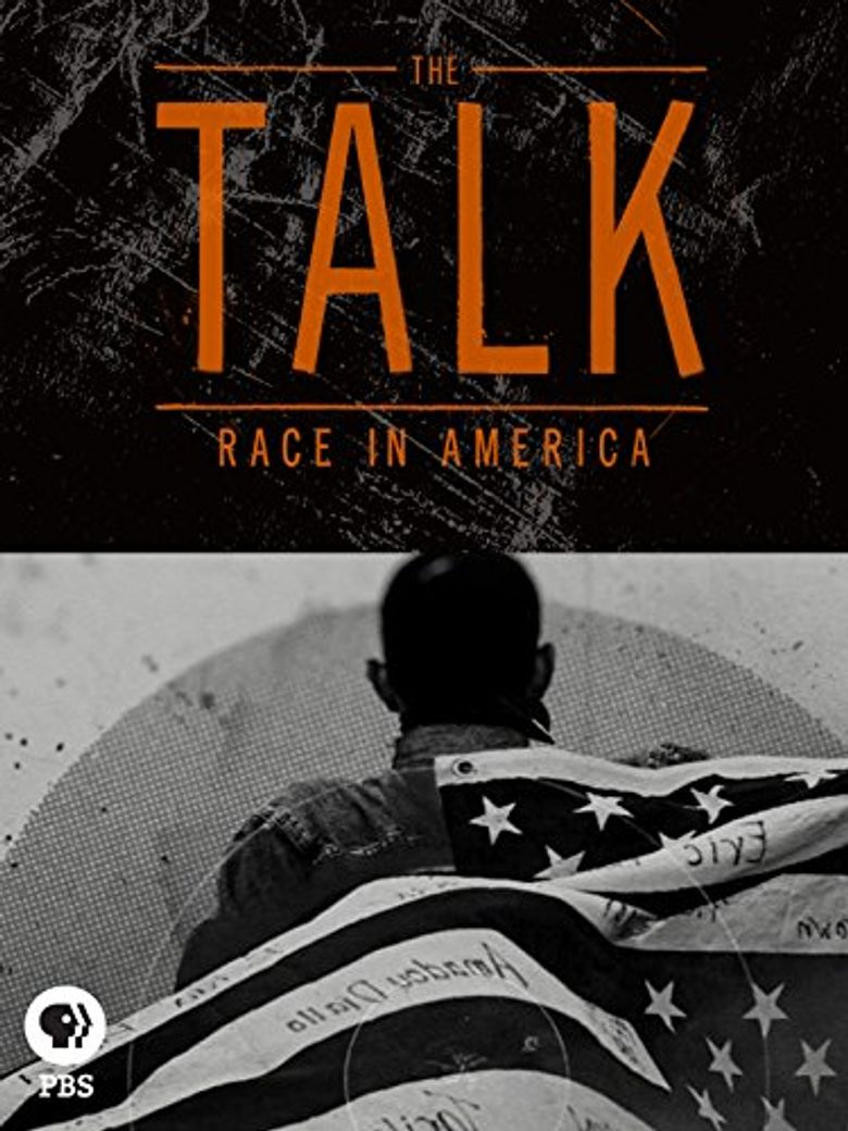 The Talk: Race in America Poster