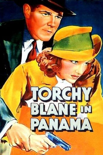 Torchy Blane in Panama Poster