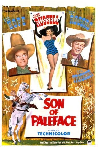 Son of Paleface Poster