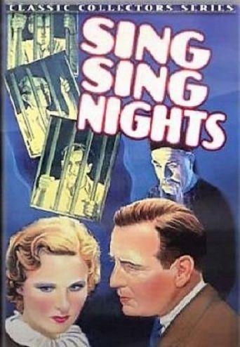 Sing Sing Nights Poster