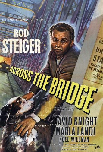 Across the Bridge Poster