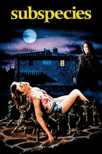 Subspecies Poster