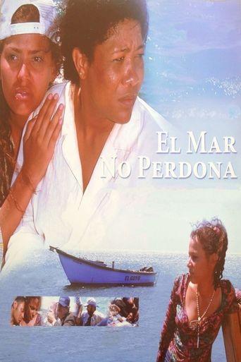 El mar no perdona Poster
