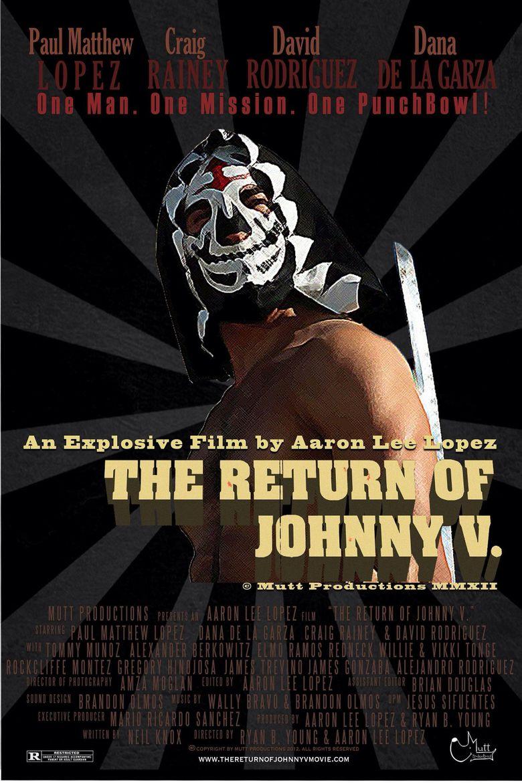 The Return of Johnny V. Poster