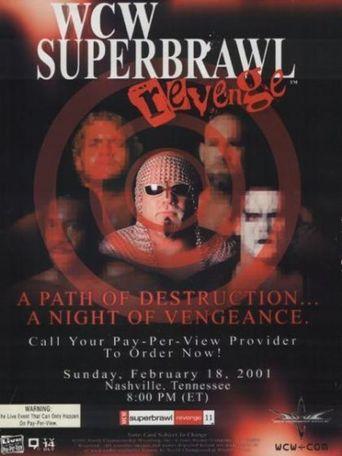 WCW SuperBrawl Revenge Poster