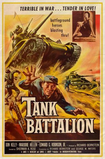 Tank Battalion Poster