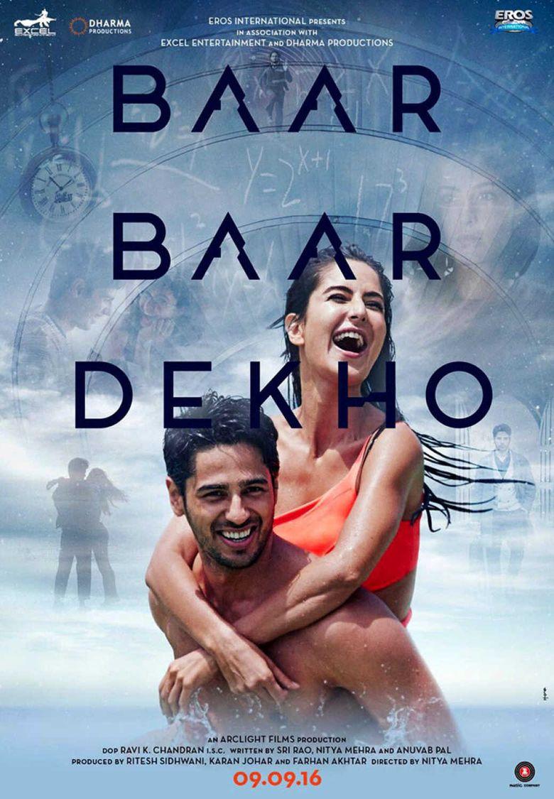 Baar Baar Dekho Poster