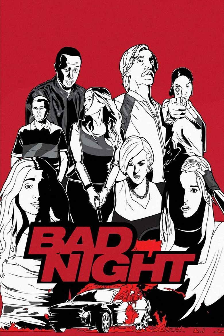 Bad Night Poster