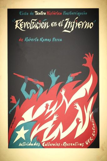 Revolución en el infierno Poster