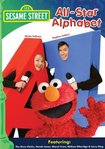 Sesame Street: All-Star Alphabet Poster