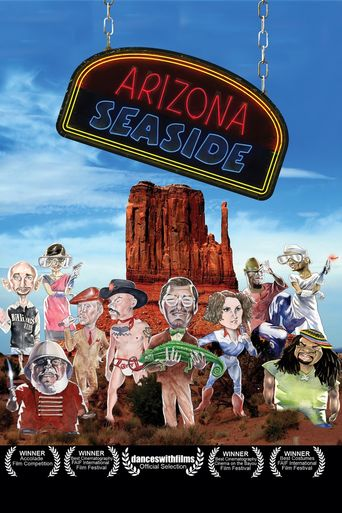 Arizona Seaside Poster