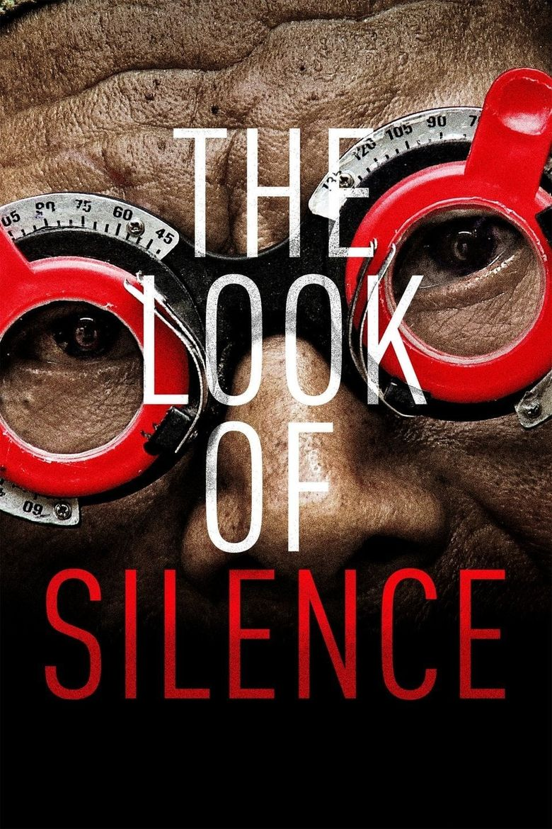The Look of Silence Poster
