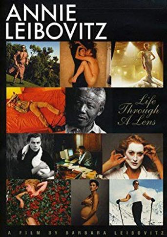 Annie Leibovitz: Life Through a Lens Poster