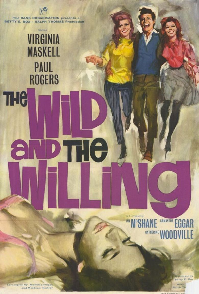 The Wild and the Willing Poster