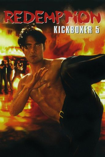 Kickboxer 5: The Redemption Poster