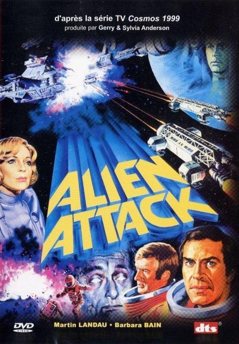 Alien Attack Poster