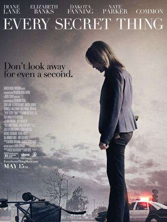 Every Secret Thing Poster