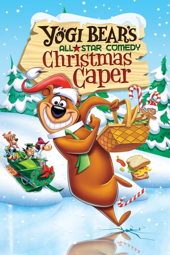 Yogi Bear's All-Star Comedy Christmas Caper Poster