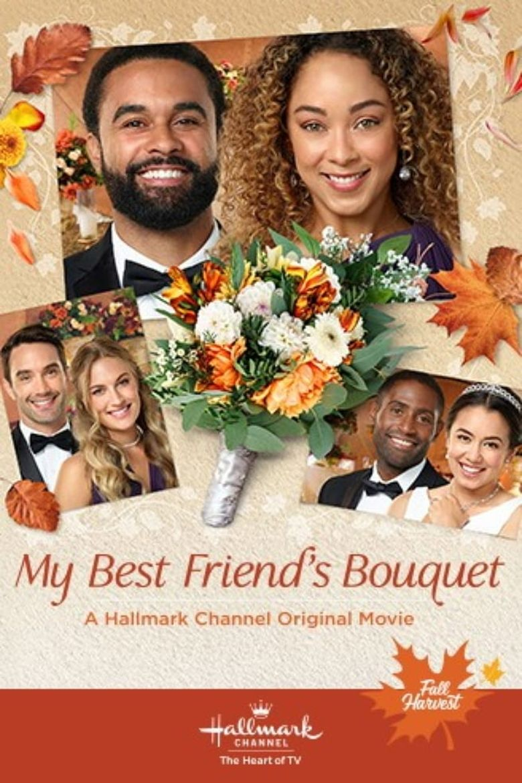 My Best Friend's Bouquet Poster