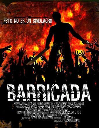 Barricada Poster