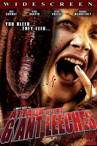 Watch Attack of the Giant Leeches