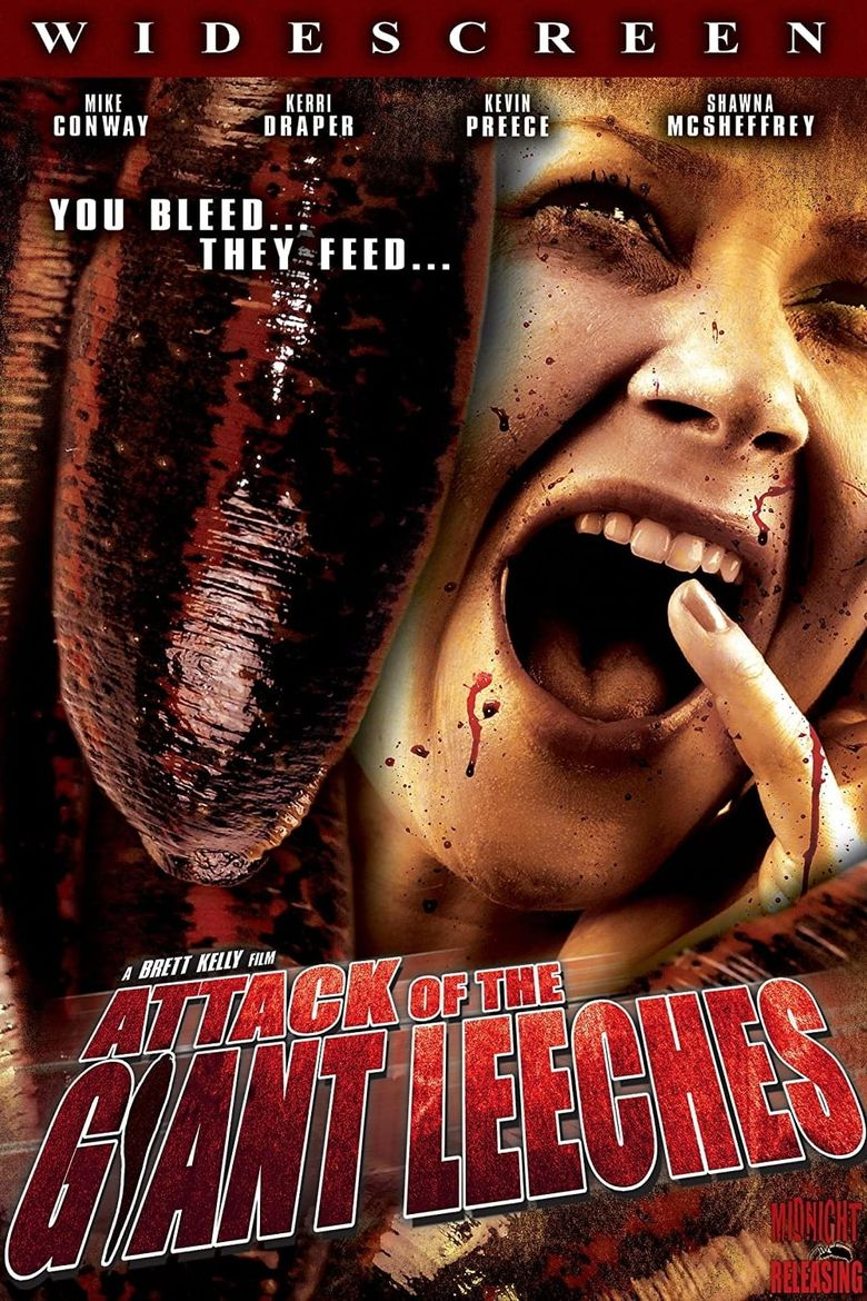 Attack of the Giant Leeches (2008) - Where to Watch It ...