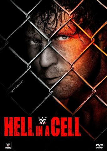 WWE Hell In A Cell 2014 Poster