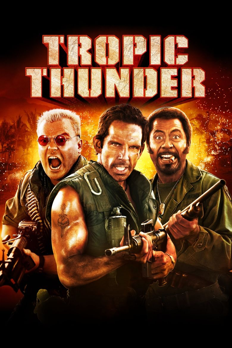 Tropic Thunder Stream