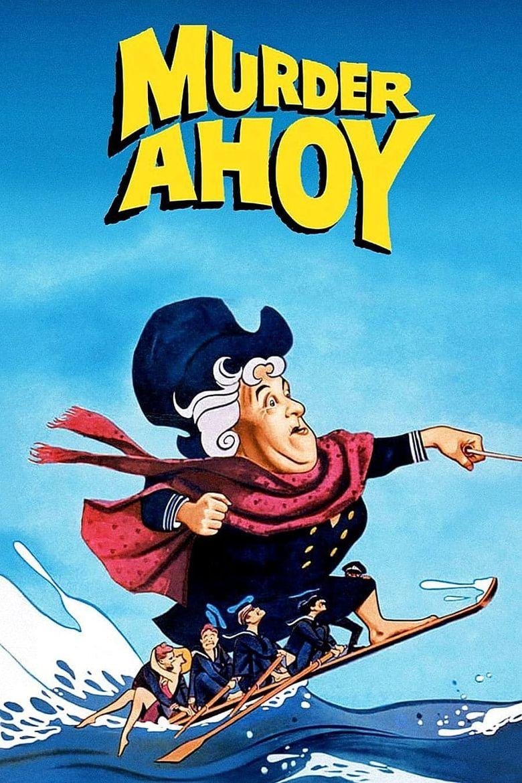 Murder Ahoy Poster