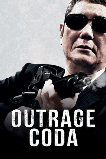 Outrage Coda Poster