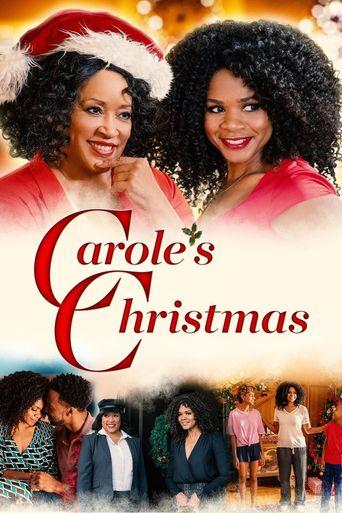 Carole's Christmas Poster
